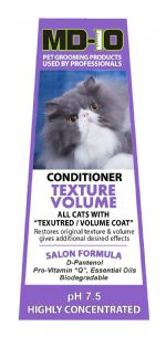MD10 CAT Conditioner Texture Volume 300ml (Approx 10 Litre Diluted)